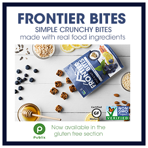 Frontier Bites Now Available at Publix!