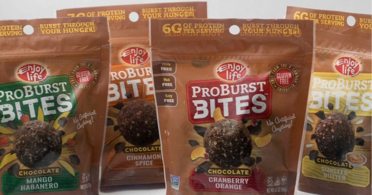 New enjoy life foods proburst bites review for Perfect bake pro review